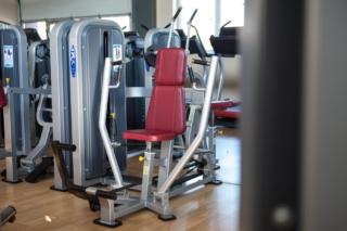 sala cardio i maszyn