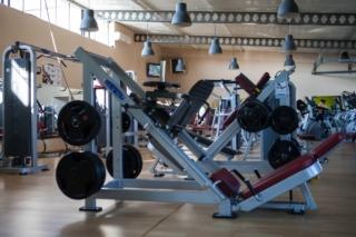 sala maszyn i cardio