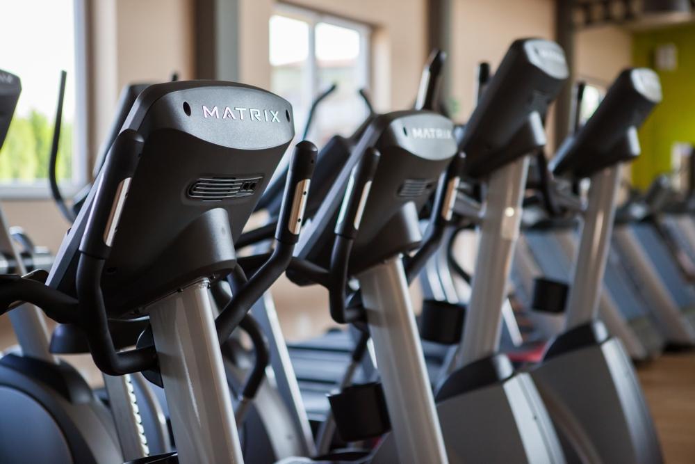 siłownia xkinetic sala cardio i maszyn