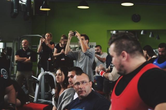 zawody siłowe na Śląsku