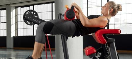 Ćwiczenie nóg i pośladków